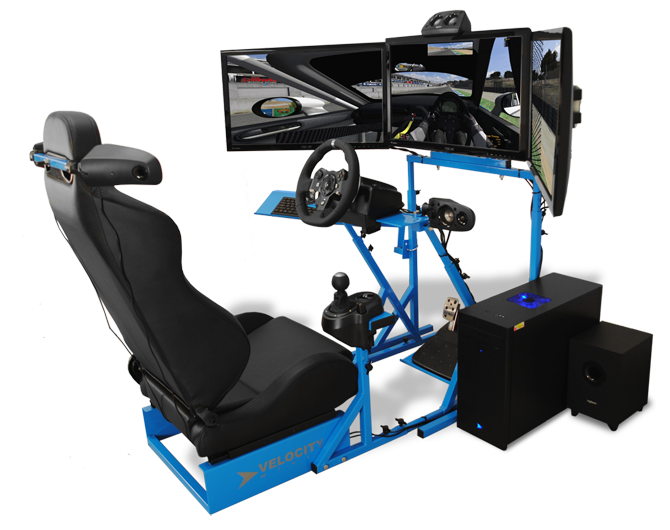 driving simulator seat