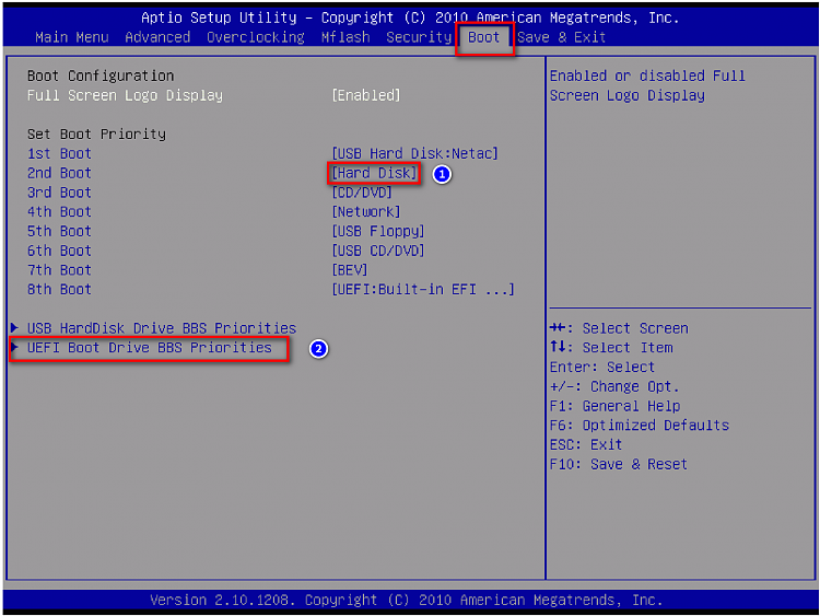 UEFI vs BIOS – What's the Difference? | Velocity Micro Blog