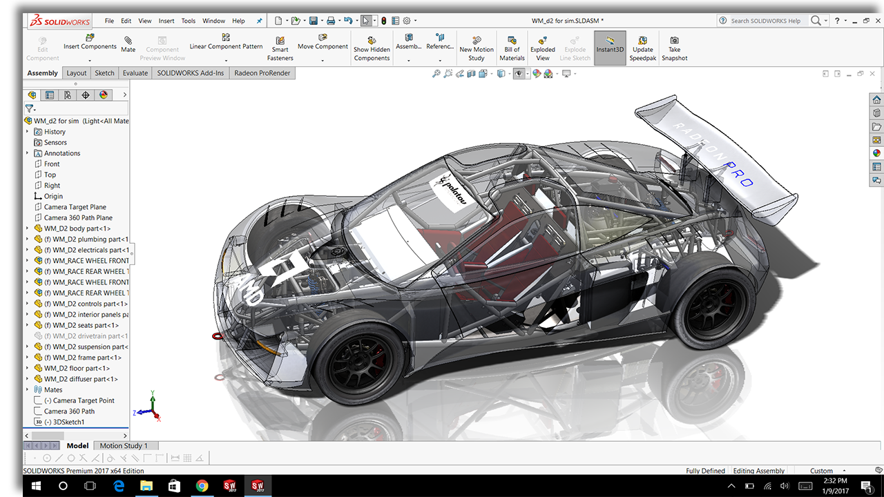3D Modeling with SolidWorks