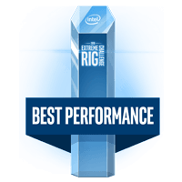 Intel Extreme Rig Best performance
