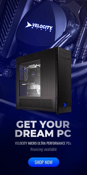 Click to shop Velocity Micro PCs