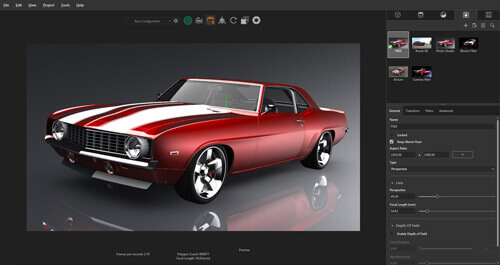 rendering with solidworks visualize